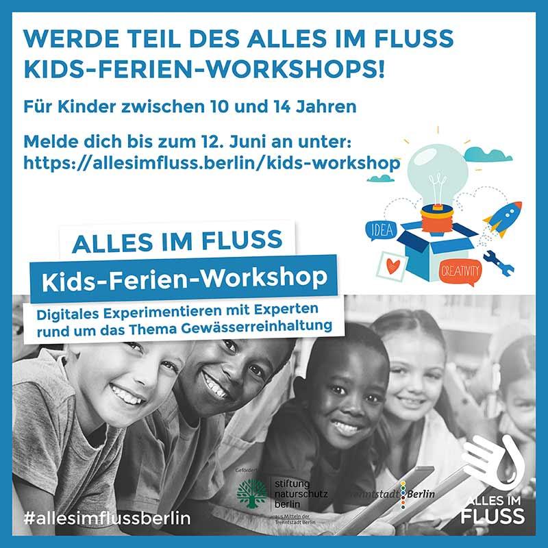 Ferienworkshop für Kinder