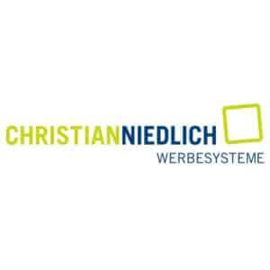 Christian Niedlich Werbesysteme Logo