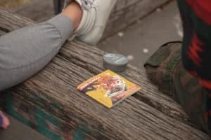 Berlin Hasenheide Taschenascher Park-Knigge