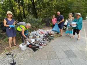 Cleanup Pichelswerder AIF Havel