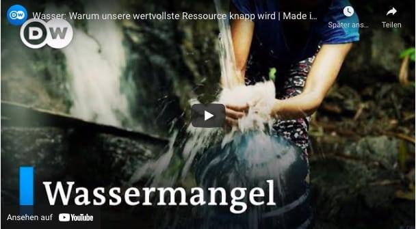 """DW Dokumentation """"Wassermangel"""""""