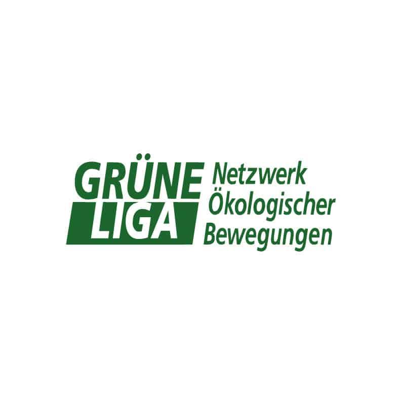 Logo vom AIF-Netzwerkpartner GrüneLiga