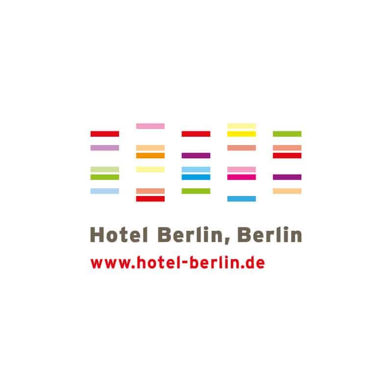 Logo Hotel Berlin, Berlin von ALLES IM FLUSS