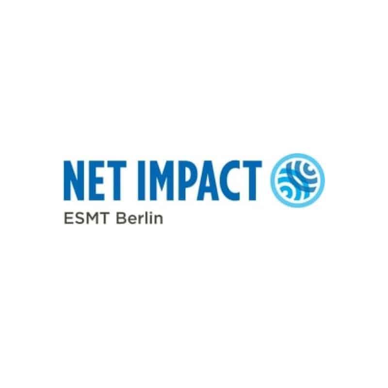 Logo von Net Impact- ESMT Berlin
