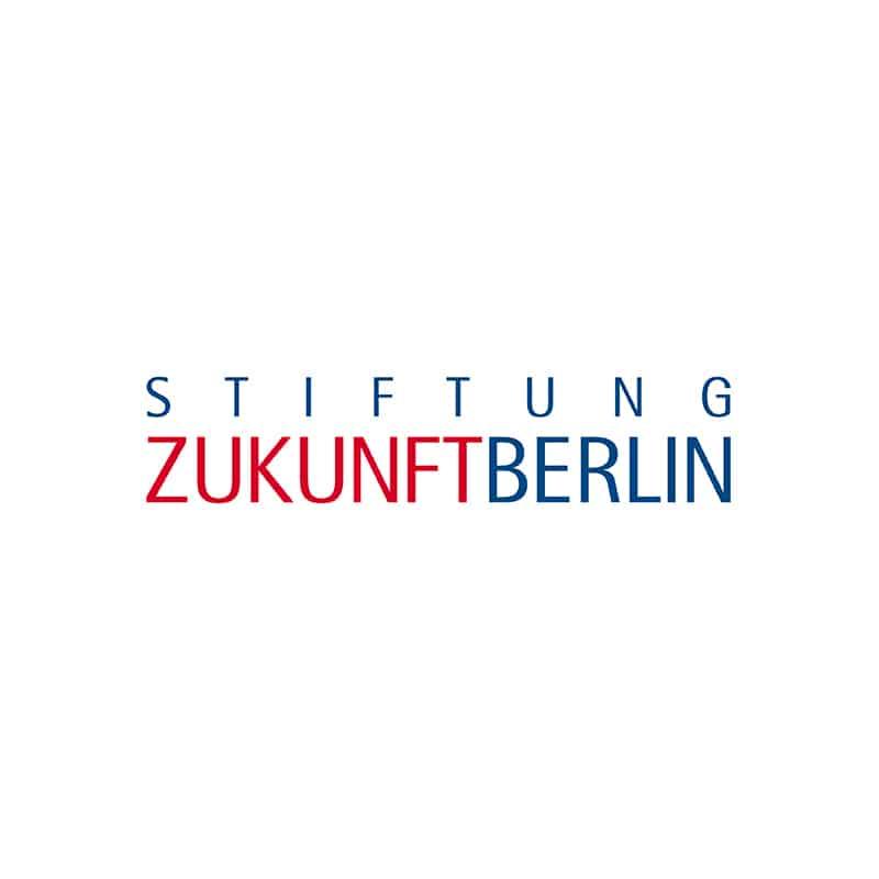 Logo von Stiftung ZukunftBerlin